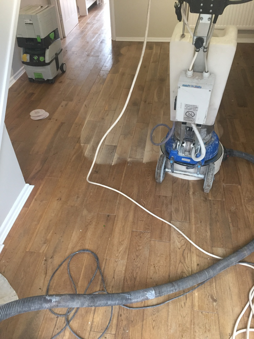 Max Cleaning Services Wood Floor Sanding
